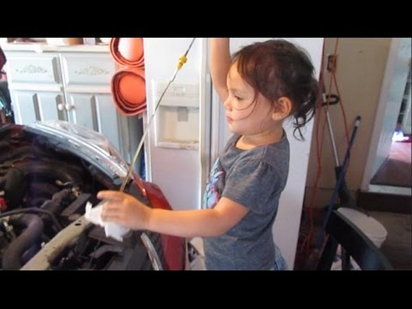 Change the Oil in Your Vehicle