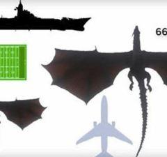Daenerys' Dragon