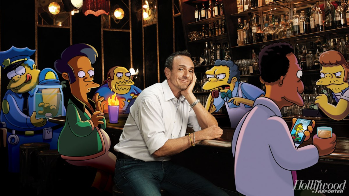 Hank Azaria Did All His Simpsons Character Voices in Under One Minute