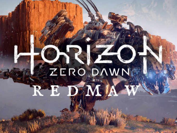 Horizon Zero Dawn's Redmaw