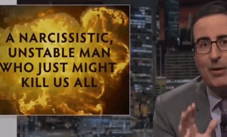 John Oliver - Trump May Start Killing Journalists