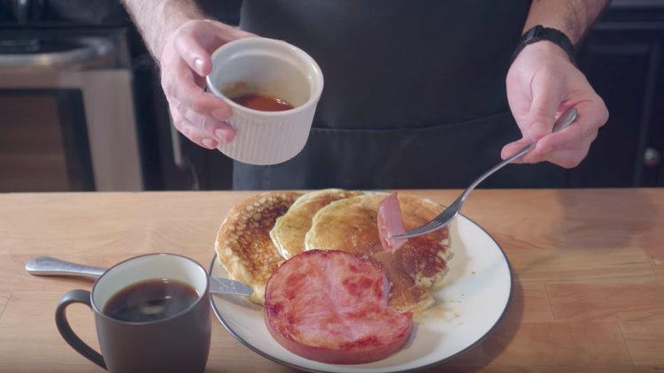 TWIN PEAKS Breakfast
