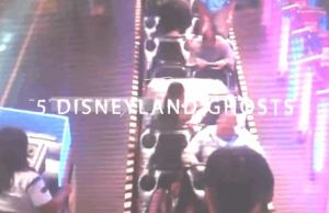 Disneyland ghosts