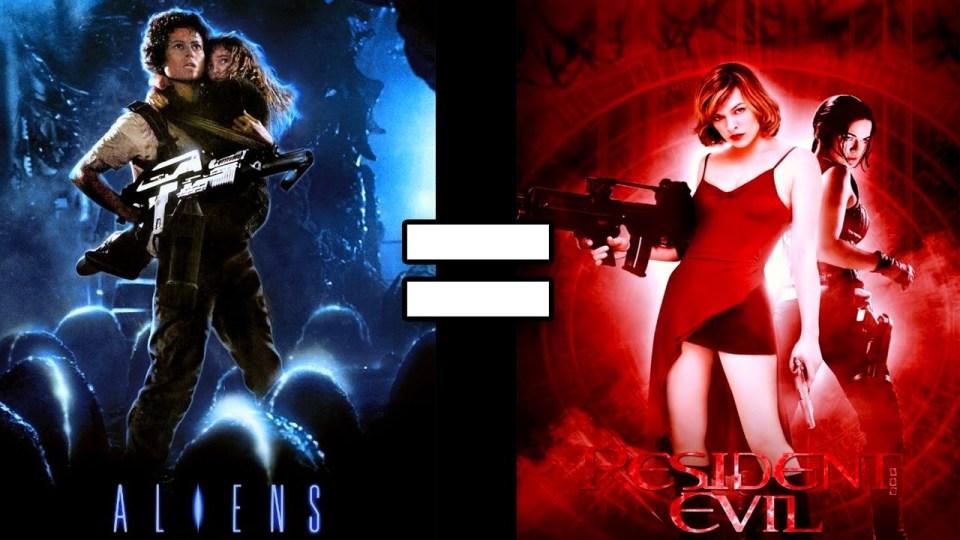 Aliens & Resident Evil