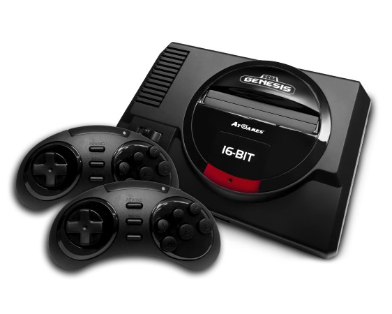 Sega Micro Consoles