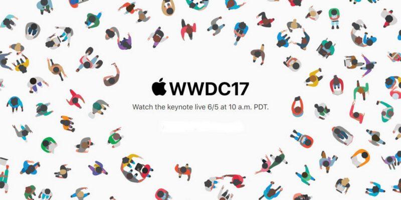 Apple's WWDC 2017
