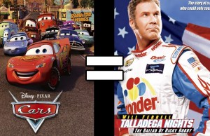 Cars & Talladega Nights