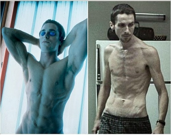Christian Bale - The Machinist