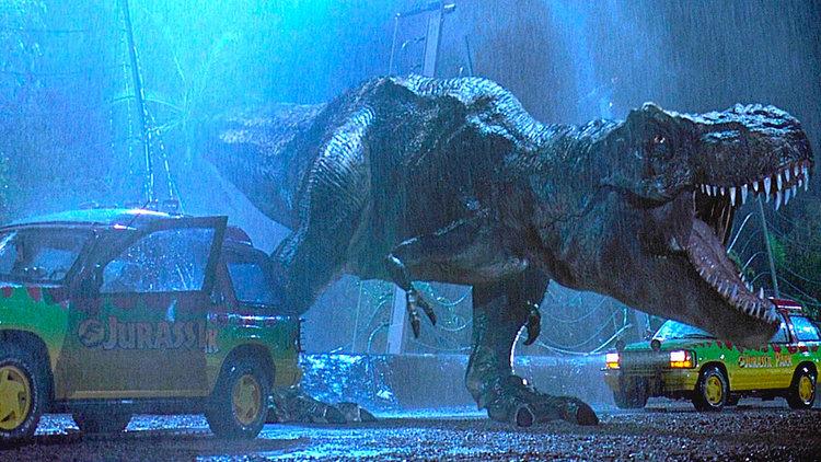 JURASSIC PARK's T-Rex