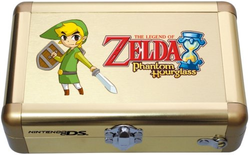 Zelda DS Case