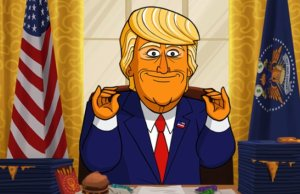 Donald Trump Animated Series