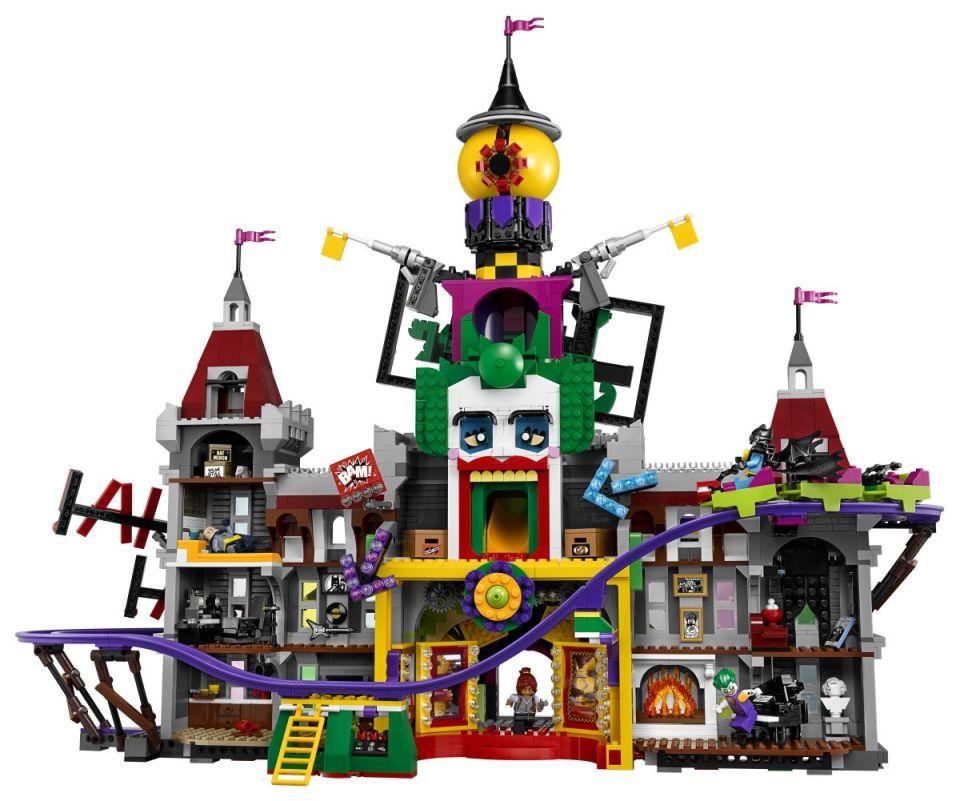 LEGO Joker Manor Building Set