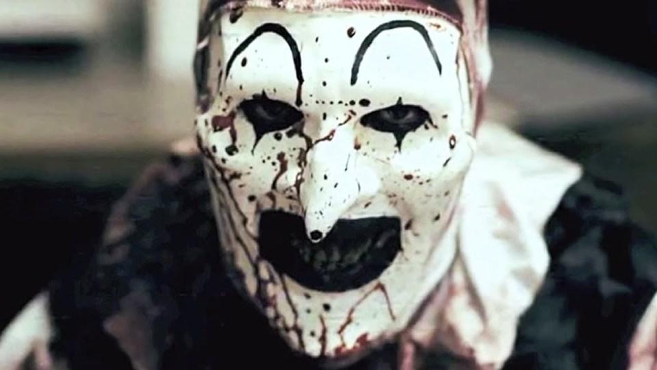 Terrifying Clown