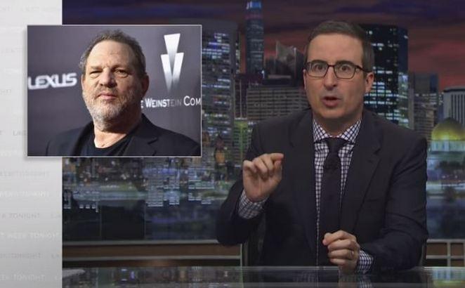 John Oliver - Weinstein
