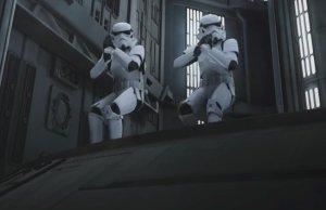 STAR WARS: SECRETS OF EMPIRE VR