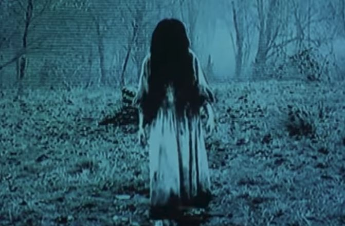 Scary Girl From The Ring