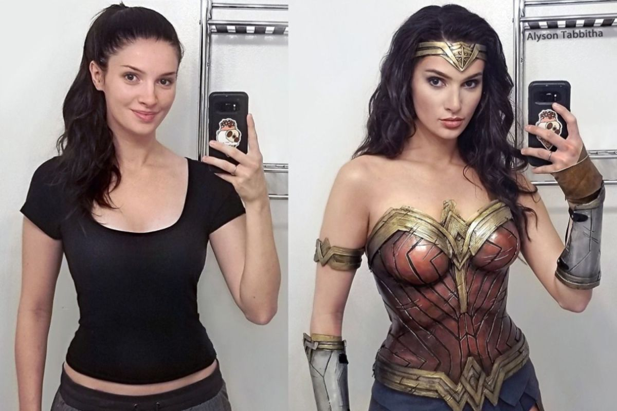 Unbelievably This Cosplayer Looks Like Gal Gadot