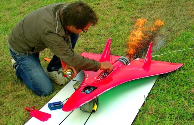 World's Fastest RC Airplane