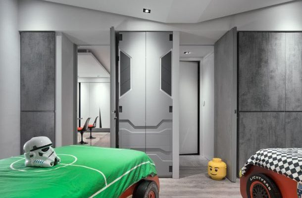 Star Wars Themed Apartment