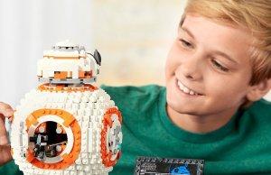 BB-8 LEGO Set
