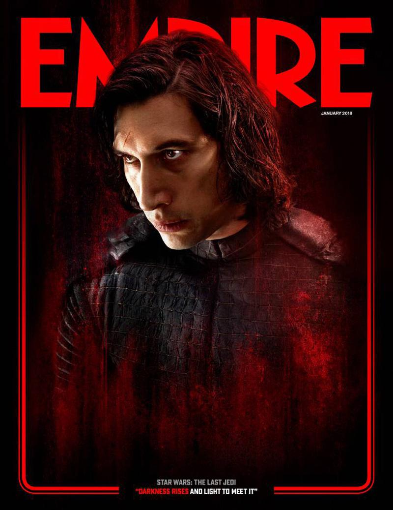 Last Jedi EMPIRE Covers