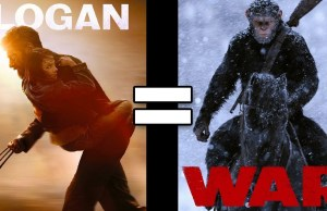LOGAN and WAR FOR THE PLANET OF THE APES