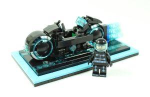 Lego Tron Lightcycle Set