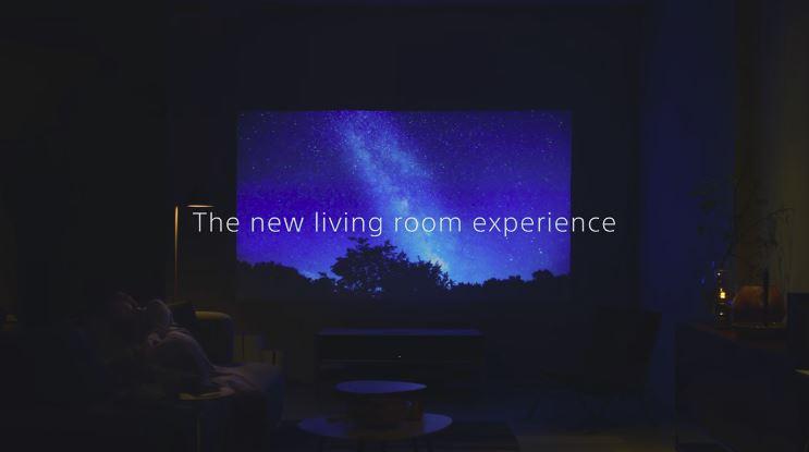 Sony Life UX 4K projector