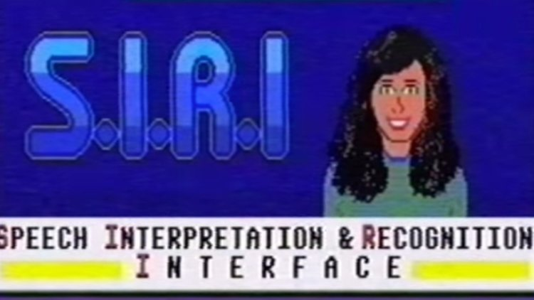 Imagine A World Where Apple Siri Released In The 80s, And It's Terrifying Thought