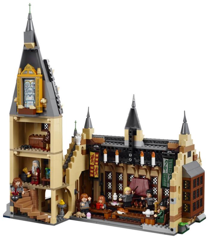 Hogwarts Great Hall Set