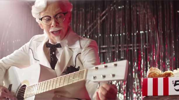 KFCs New Female Colonel