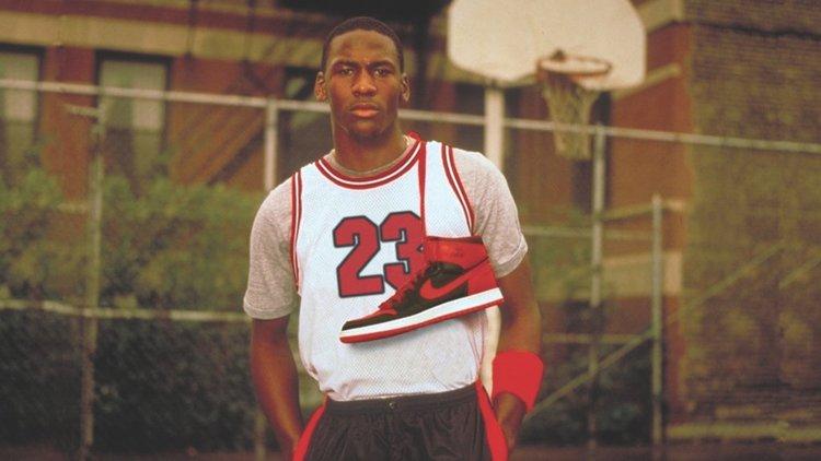Nike's Air Jordan