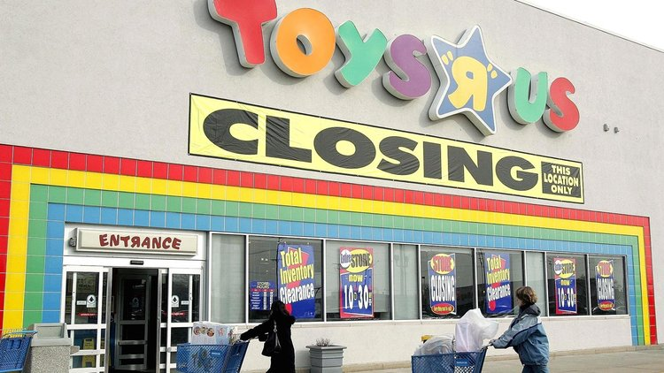 "TOYS ""R"" US"