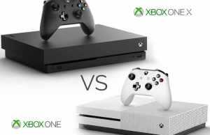Xbox One vs Xbox One X
