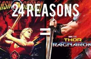 Flash Gordon & Thor Ragnarok