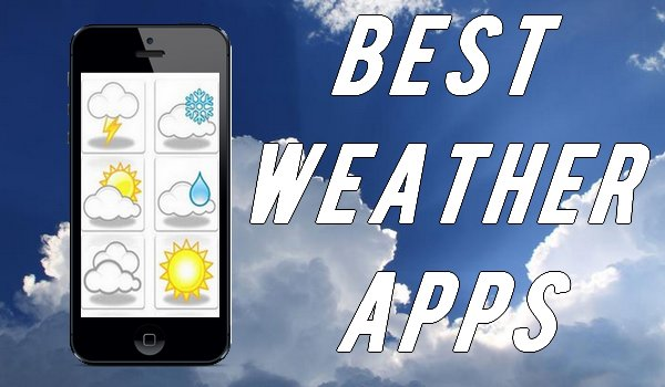 Best Weather App For iPhone: Top 5 Weather App Reviews! | FizX