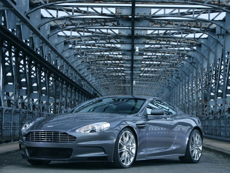 Casino Royale - 2006 Aston Martin DBS