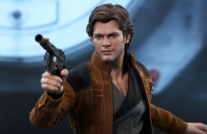 Hot Toys Han Solo Action Figure