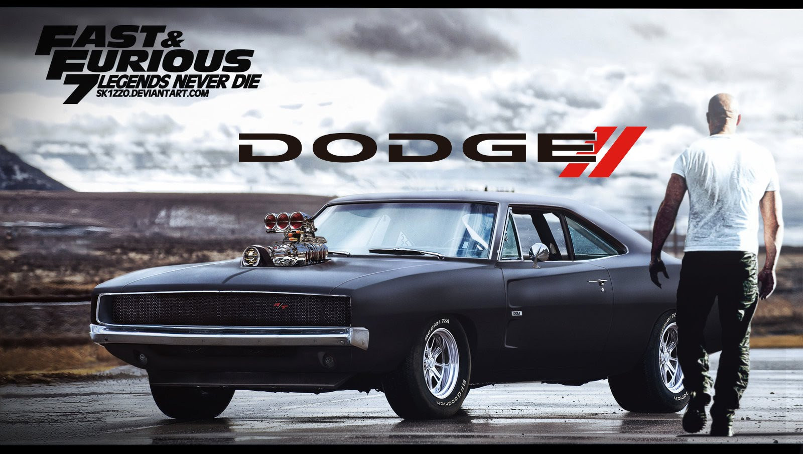 The Fast and the Furious – 1970 Dodge Charger