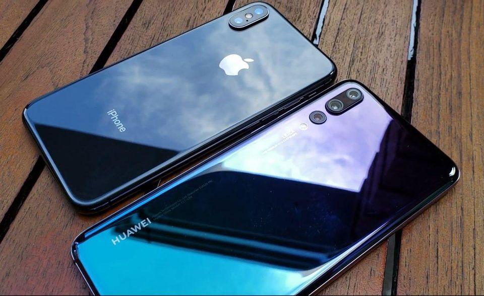 Huawei P20 Pro vs. Apple iPhone X