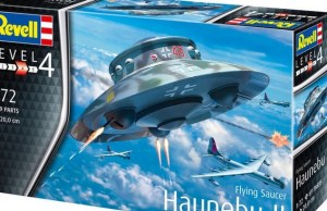 Flying Saucer Toy