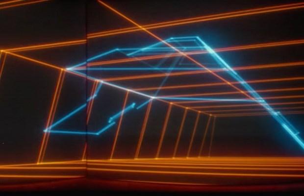Vector Arcade Game