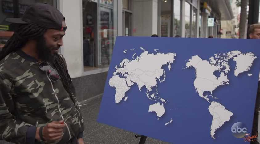 Geography Jimmy Kimmel Live