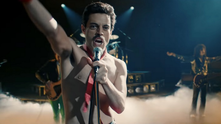 The Queen Biopic BOHEMIAN RHAPSODY Trailer Will Rock You!