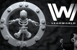 Westworld Season 2 Lego