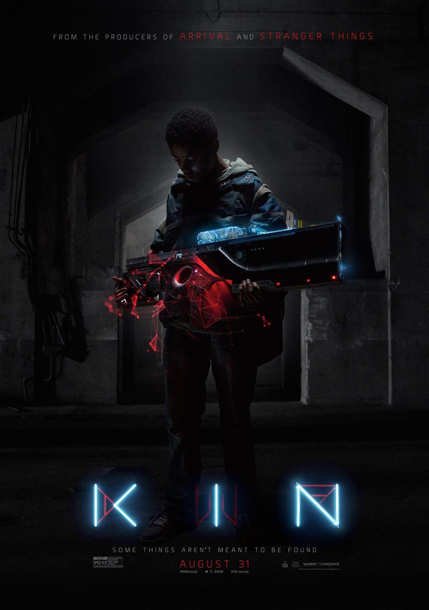 Sci-fi-thriller-kin