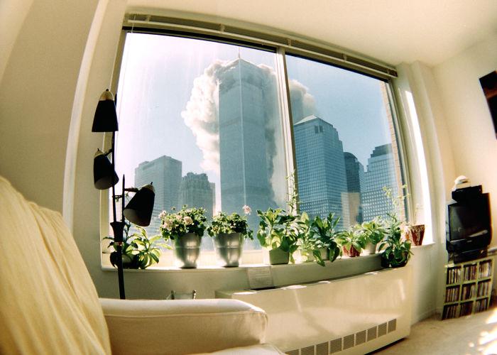 Rare Photos Of 9/11
