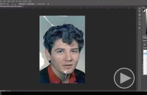 Photos Get Digitally Restored