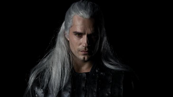 Henry Cavill as Geralt