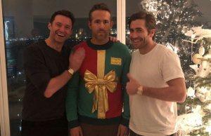 Ryan Reynolds Pranked By Hugh Jackman And Jake Gyllenhaal